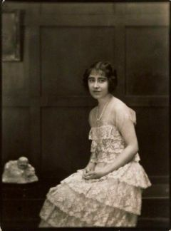 Lady Elizabeth Bowes-Lyon