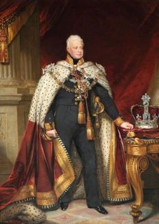 King William IV (Photo: Pinterest)