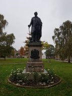 Statue of Wellington, Norwich Cathedral