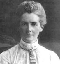 Edith Cavell, 4 December 1865 - 12 October 1915 (Photo: Wikimedia Commons)