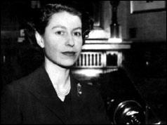 1952 Queen Elizabeth II
