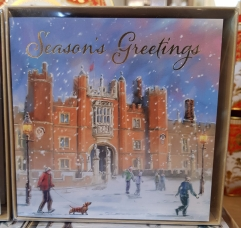 Hampton Court Palace Christmas Card