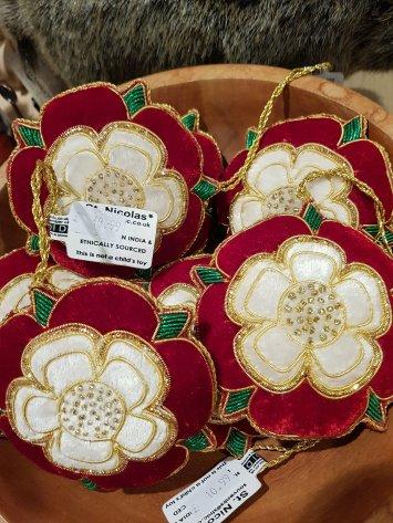 Tudor rose (£10.99)