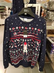 Everybody loves to hate a Christmas jumper, don't they? (£30.00)