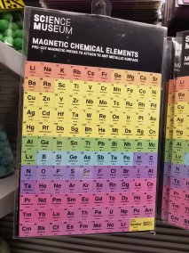 The periodic table made easy! (£10.00)