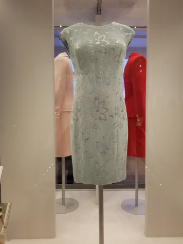 'Diana's dress', Catherine Walker, 1997