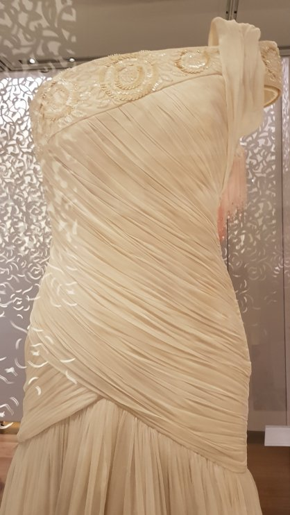 'Diana's dress', Gina Fratini for Hartnell, 1991