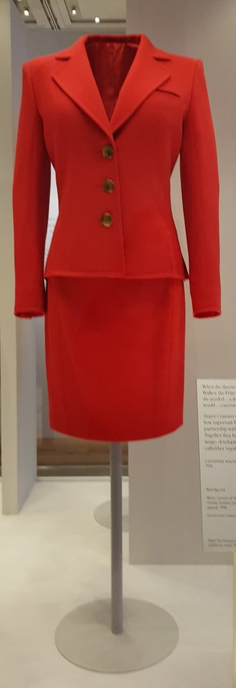 A Catherine Walker day suit, 1996