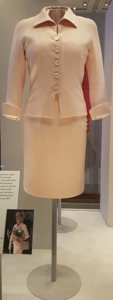 A Catherine Walker day suit, 1997