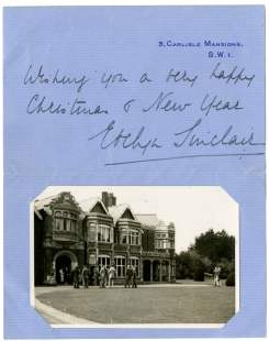 Bletchley Park Christmas Card
