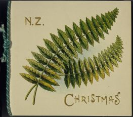 New Zealand Christmas card 1900 - 1919