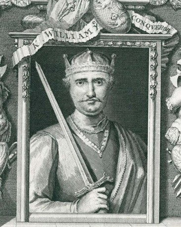 William the Conqueror (Credit: Westminster-Abbey.org)