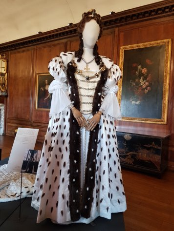 Costume from The Favourite