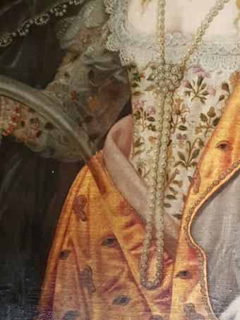 The Rainbow Portrait, Queen Elizabeth I